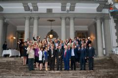 12 Прием в посольстве