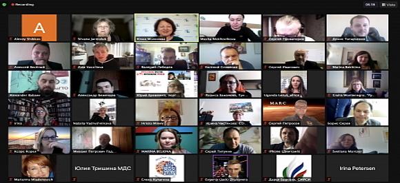 Круглый стол по СМИ – диалог в рамках Всемирного движения соотечественников